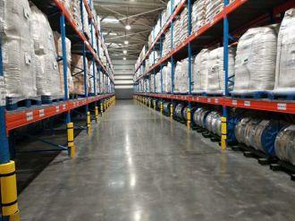 Xiteng cantilever warehouse shelf project